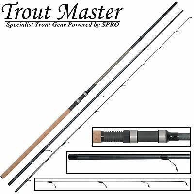 Trout Master Metalian Tactical Trout 3,3m 5-40g