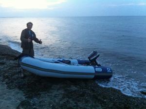 Bootsangeln Hohwachter Bucht