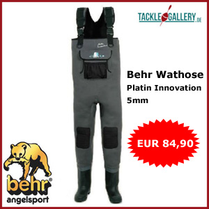 Behr Platin Innovation Neopren Wathose 5mm