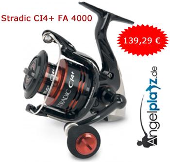 Shimano Stradic Ci4+ FA 4000 günstig kaufen
